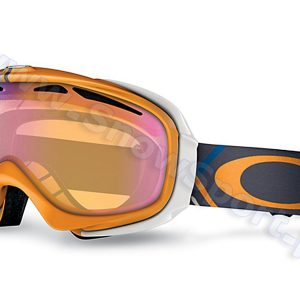 Gogle OAKLEY Elevate Freedom Plaid Neon Fire 57-735 (K1) najtaniej