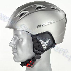 Kask Blizzard Demon Ski Helmet Dark Silver Matt 2015 najtaniej