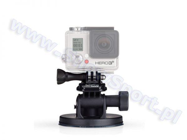 Uchwyt na przyssawkę do kamer GoPro Suction Cup Mount New (AUCMT-302) najtaniej