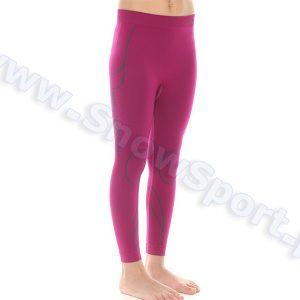 Spodnie Dziewczęce Termoaktywne BRUBECK KIDS THERMO BERRY (LE10780) najtaniej