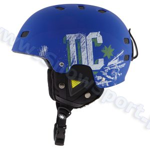 Kask DC Unleashed 15 Electric Blue Lemonade 2015 najtaniej