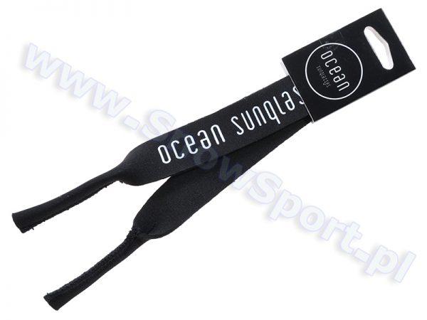 Neoprenowa Gumka do Okularów Ocean Cord Black 2016 najtaniej