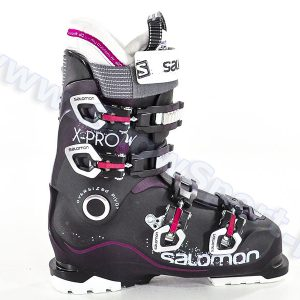 Buty SALOMON X Pro 80 W Purple Translucent Black Pink 2015 najtaniej