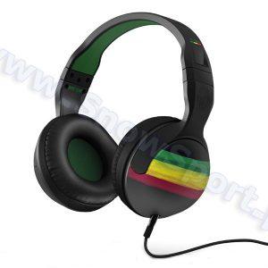 Słuchawki SkullCandy HESH 2.0 Rasta  S6HSDZ-058 najtaniej
