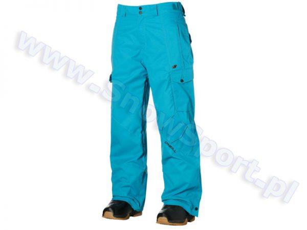 Spodnie O'Neill Exalt Blue 2013 najtaniej