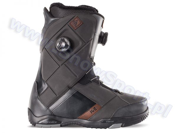 Buty K2 Maysis Black 2015 najtaniej