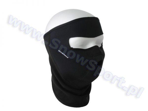 Maska Icetools Head Mask Black najtaniej