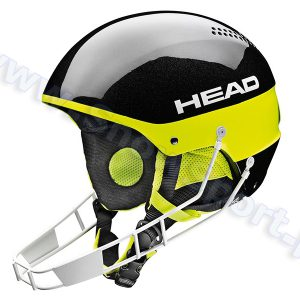 Kask HEAD Stivot SL Chinguard Black Lime 2017 najtaniej