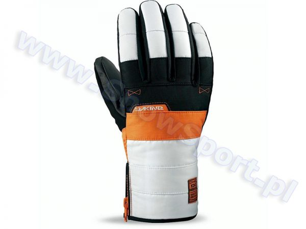 Rękawice DAKINE Omega Orange 2013 najtaniej