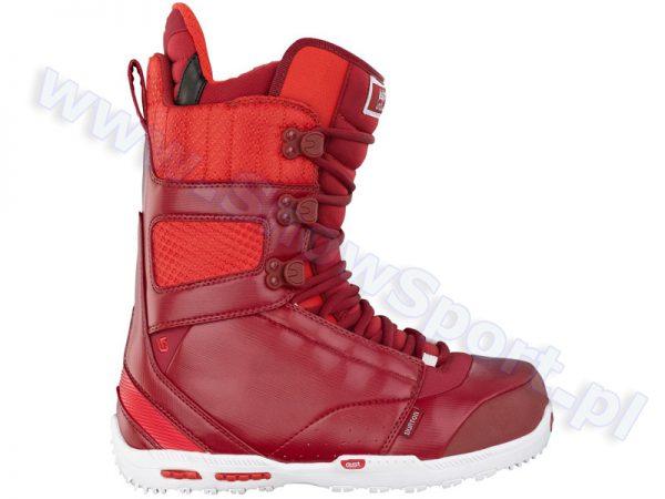 Buty Burton Hail Red 2012 najtaniej