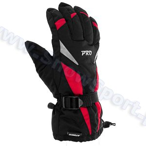 Rękawice Atomic Pro Black/Red 2011 / 2012 najtaniej