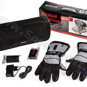 Ogrzewane rękawice narciarskie Glovii Black 2015 najtaniej
