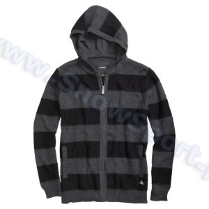 Swetr Burton Carver True Black 2013 najtaniej