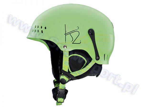 Kask K2 ENTITY Green 2015 najtaniej