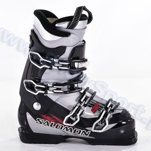Buty SALOMON MISSION 550 Black Silver 2013 najtaniej