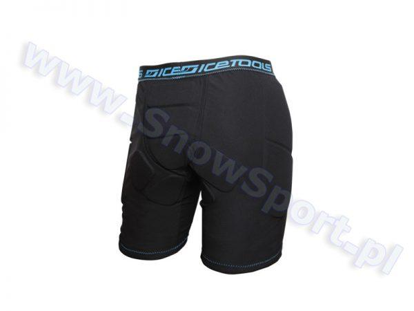 Szorty ICETOOLS Underpant Black Blue 2012 najtaniej