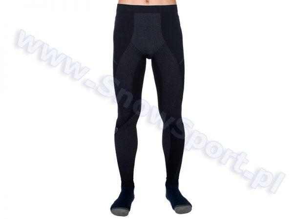 Spodnie Termoaktywne Brubeck Dry czarno/szare 2013 najtaniej