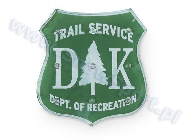 Pad Antypoślizgowy Dakine Trail Mat Green 2016 najtaniej