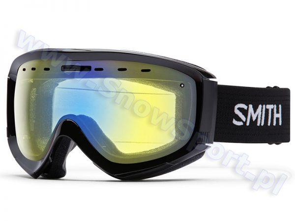 Gogle Smith Prophecy OTG Black Yellow Sensor Mirror 2016 najtaniej