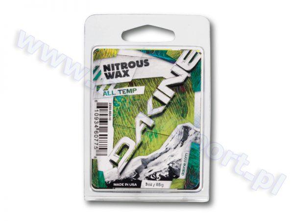 Wosk Dakine Nitrous Wax 85 g. 2012 najtaniej