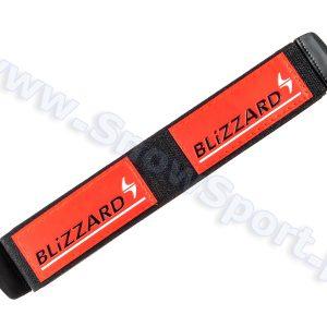Zapinki do nart Blizzard Pomarańczowo-biało-czarne - 2 szt. (16250) najtaniej