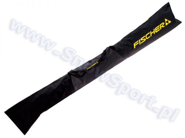 Pokrowiec na narty Fischer Skicase ECO XC 3 Pair (Z02512) 2014 najtaniej