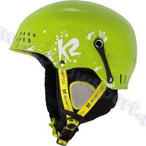 Kask K2 Entity Green 2014 najtaniej