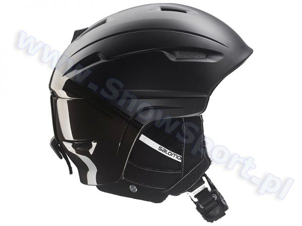 Kask SALOMON RANGER 2 C.AIR BLACK 2017 najtaniej