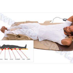 Materac do masażu sportowego ST-LIFE 608 najtaniej
