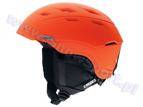 Kask Smith Sequel Matte Neon Orange 4GB 2015 najtaniej