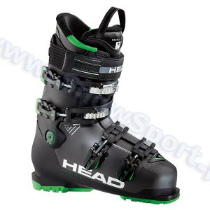 Buty HEAD Advant Edge 95 Anthracite Black Green 2017 najtaniej