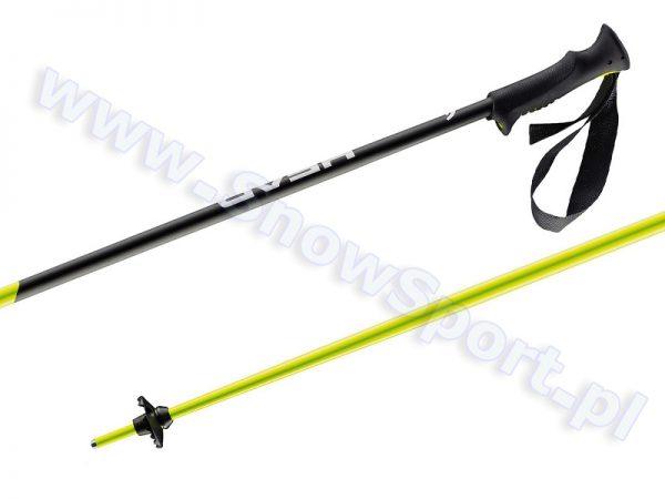 Kijki Head Airfoil Black Neon Yellow 2017 najtaniej
