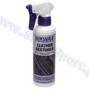 Środek do regeneracji skóry Nikwax  Leather Cleaner  2012 najtaniej