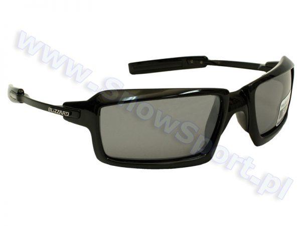 Okulary Blizzard A132/2 Black Shiny najtaniej