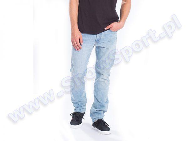Spodnie Levis Skate 511 Slim 5 Pocket Waller Blue (95581-0017) 2017 najtaniej