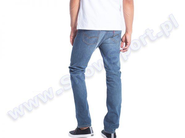 Spodnie Levis Skate 513 Slim 5 Pocket Balboa (95583-0017) 2017 najtaniej