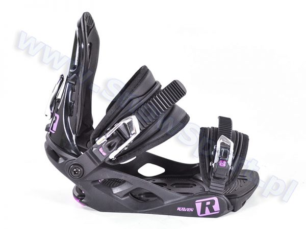 Wiązania Raven S200 Black / Violet 2015 najtaniej