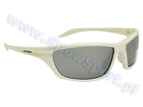 Okulary Blizzard A1101 Pearl White Shiny najtaniej