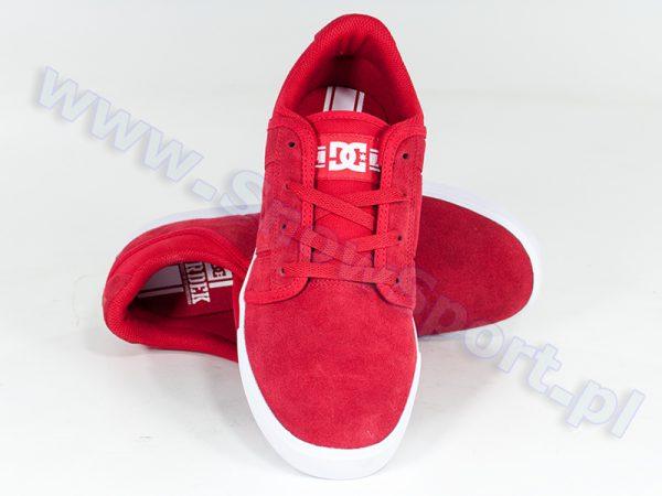 Buty DC RD Grand (RED) + Naklejki DC gratis najtaniej