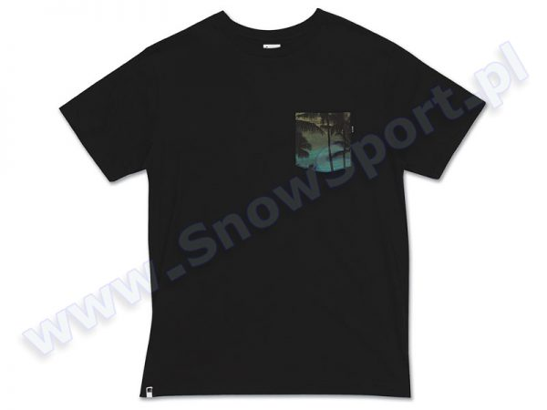 Koszulka Dakine Sunset Black najtaniej