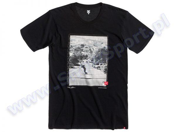 Koszulka DC model SF MILLER Black najtaniej