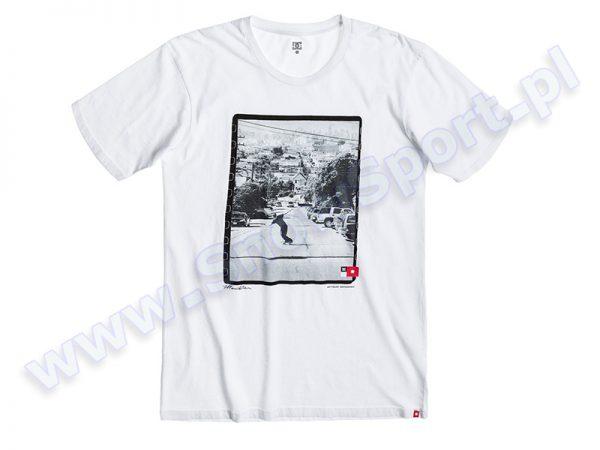 Koszulka DC model SF MILLER White najtaniej