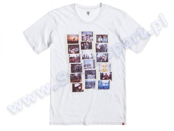 Koszulka DC MEMENTO by WES KREMER White najtaniej