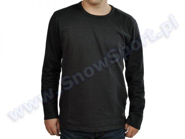 Koszulka Levis LS Football Shirt Jet Black SKATEBOARDING COLLECTION 2017 (22860-0001) najtaniej