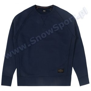Bluza Levis Crewneck Dress Blue (96996-0011) 2017 najtaniej