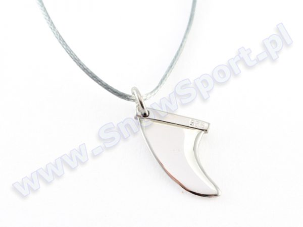 Srebrny naszyjnik SilverSurf Fin S Silver najtaniej