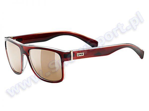 Okulary Uvex Lgl 21 Brown 6116 2015 najtaniej