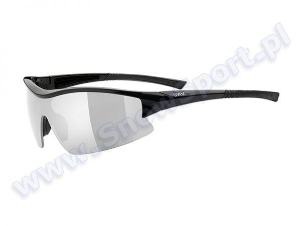 Okulary Uvex Sportstyle Sgl 103 Black 2216 2015 najtaniej