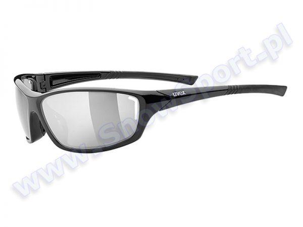Okulary Uvex Sportstyle Sgl 210 Black 2216  2015 najtaniej