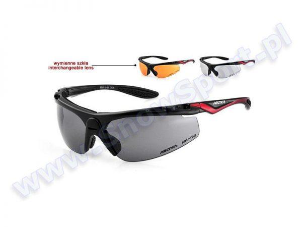 Okulary Arctica S-30 + dwie pary soczewek najtaniej